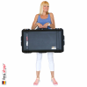 1615 AIR Check-In Case, PNP Latches, With TrekPak Divider, Black 12