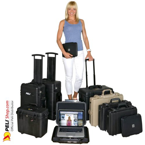 Peli Laptop, Computer, Tablet Cases