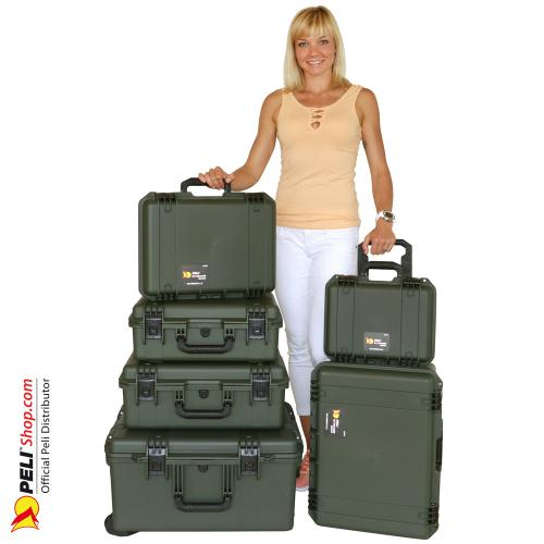 Peli Storm Cases Color OD Green