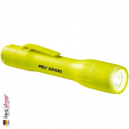 2315Z0 LED Flashlight ATEX Zone 0