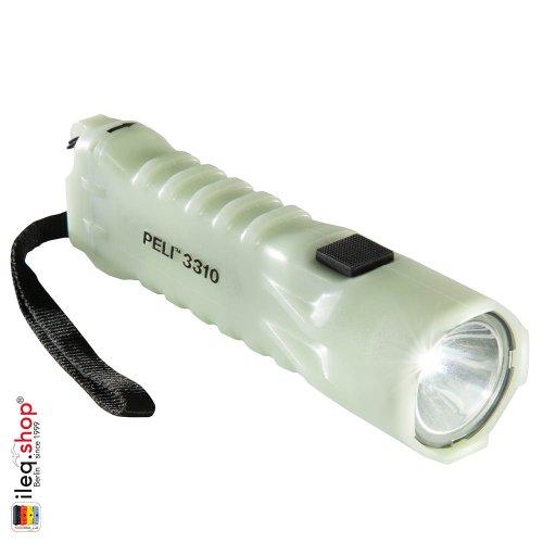 3310PL LED Photoluminescent Flashlight