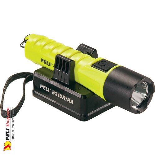 3310R Rechargeable LED Torch