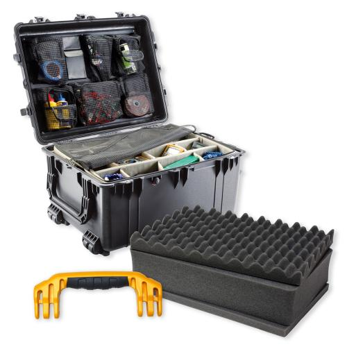 Peli Case Accessories and Spare Parts