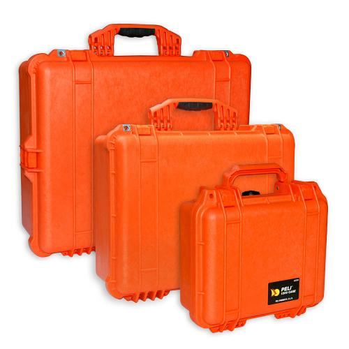 Peli Cases Color Orange