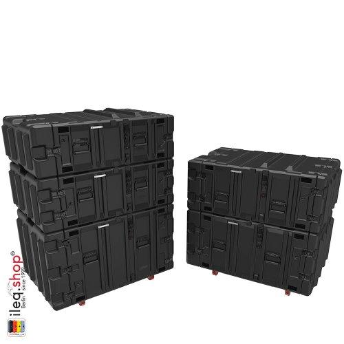 Peli-Hardigg Rack Mount Cases Classic V-Series