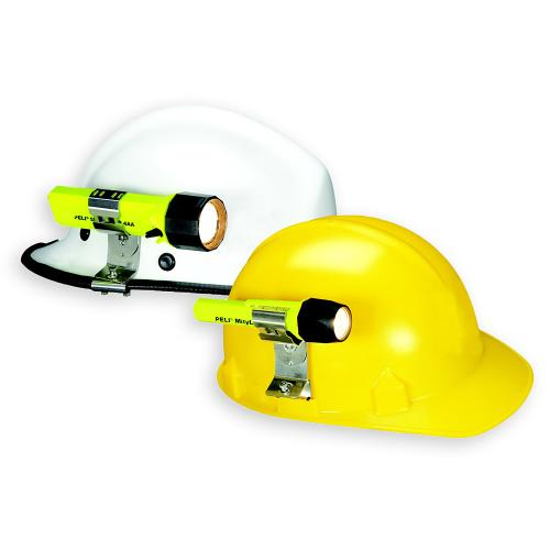 Peli Lights Helmet Holders