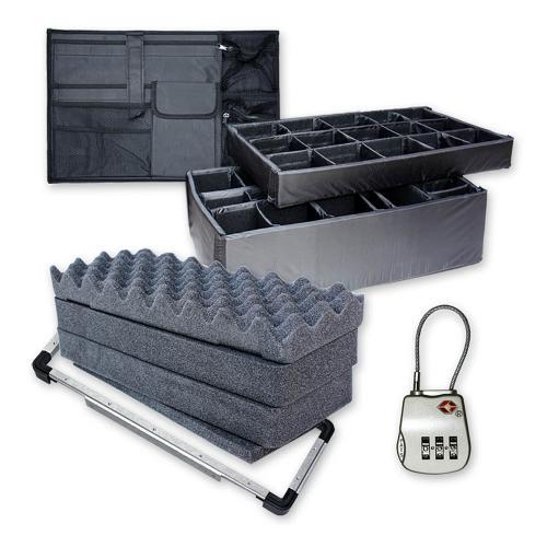 Peli Storm Case Accessories and Spare Parts