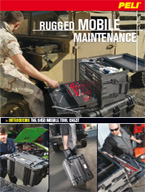 Peli 0450 Mobile Tool Chest Brochure