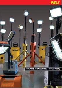 Peli LED Area Lights Brochure