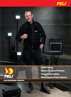 Peli-Hardigg Law Enforcement Brochure