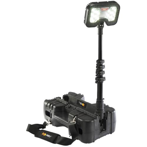 9490 Remote Area Lighting System, Black
