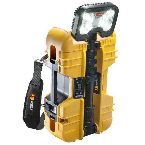 9490 Remote Area Lighting System, Yellow