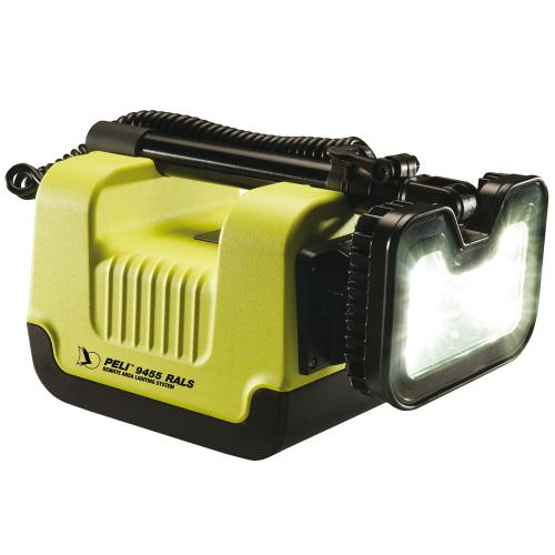 9455Z0 LED Remote Area Lighting System ATEX Zone 0, Yellow