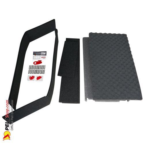 1615TP TrekPak Divider W/Lid Foam