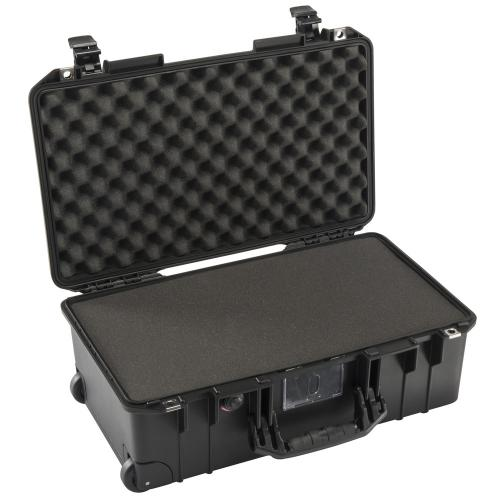 1535 AIR Carry-On Case With Foam, Black