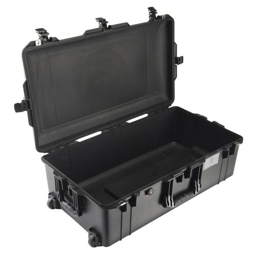 1615 AIR Check-In Case, PNP Latches, No Foam, Black