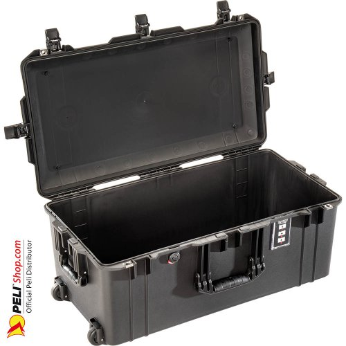 1626 AIR Case No Foam, Black