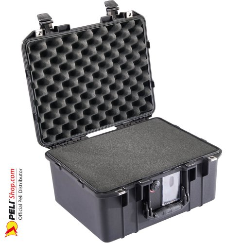 1507 AIR Case With Foam, Black