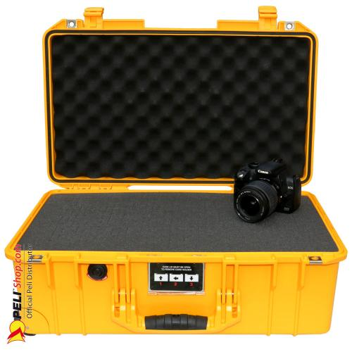 1535 AIR Carry-On Case With Foam, Yellow