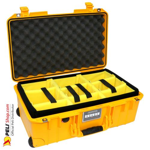 1535 AIR Carry-On Case With Divider, Yellow