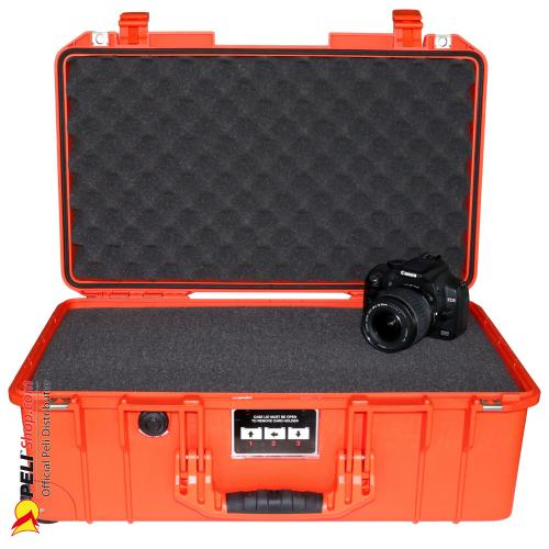 1535 AIR Carry-On Case With Foam, Orange