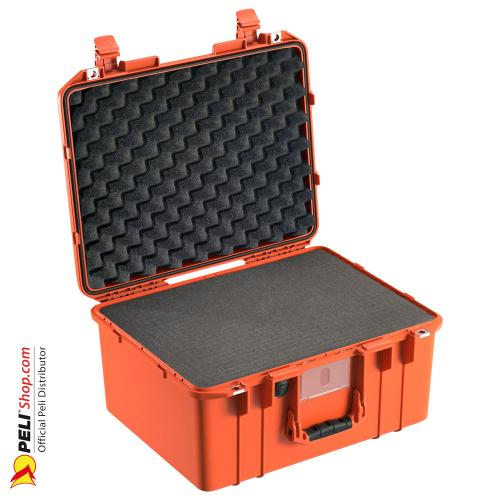 1557 AIR Case With Foam, Orange