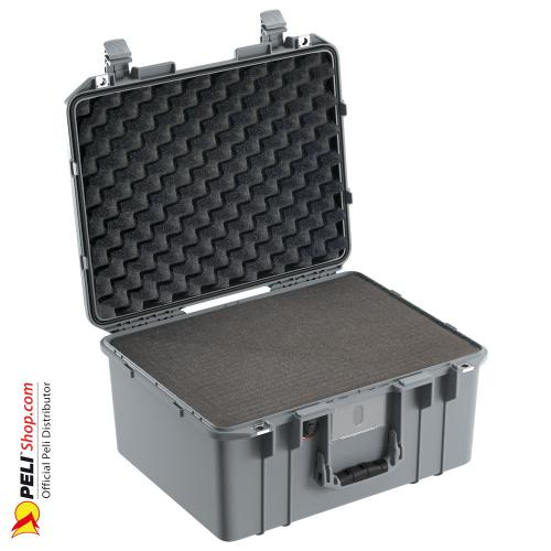 1557 AIR Case With Foam, Silver