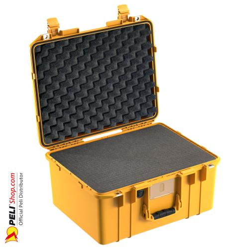 1557 AIR Case With Foam, Yellow