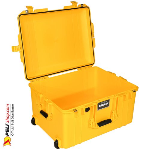 1607 AIR Case No Foam, Yellow