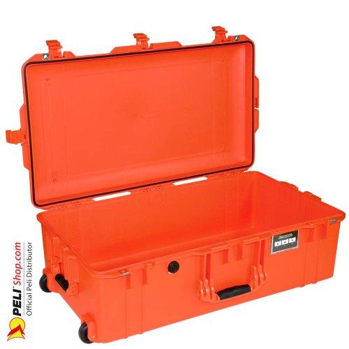 1615 AIR Check-In Case, PNP Latches, No Foam, Orange