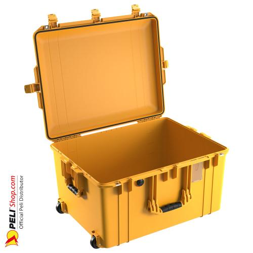 1637 AIR Case No Foam, Yellow