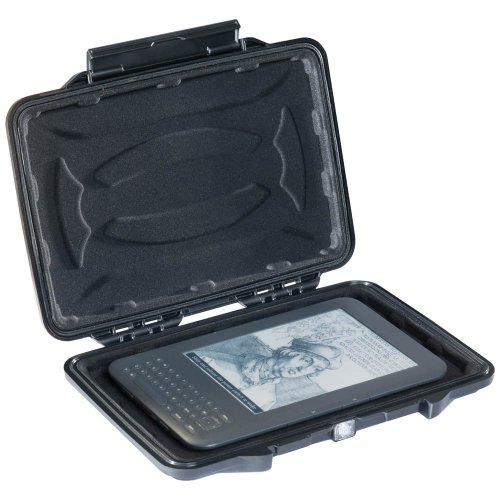 "1055CC HardBack Case w/Liner (for 7"" Tablets/Kindle/iPad mini)"