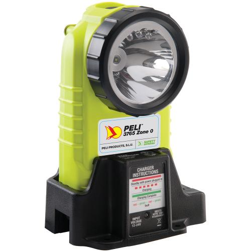 3765Z0 LED Rechargeable, ATEX 2015, Zone 0, Yellow