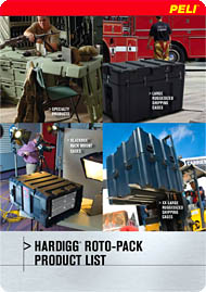 Buy Peli-Hardigg Roto Pack Cases
