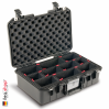 1485 AIR Case With TrekPak Divider, Black