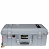 1535 AIR Carry-On Case No Foam, Silver 1