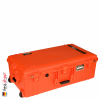 1615 AIR Check-In Case, PNP Latches, With Divider, Orange 1