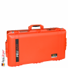 1615 AIR Check-In Case, PNP Latches, With Divider, Orange 2