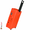 1615 AIR Check-In Case, PNP Latches, With Divider, Orange 5