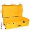 1615 AIR Check-In Case, PNP Latches, No Foam, Yellow