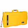 1615 AIR Check-In Case, PNP Latches, No Foam, Yellow 2