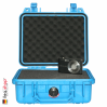 1200 Case W/Foam, Blue