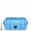 1200 Case W/Foam, Blue 1