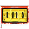 1510 Carry On Case, W/Dividers, Orange 5