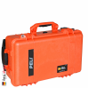 1510 Carry On Case, W/Dividers, Orange 2
