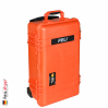 1510 Carry On Case, W/Dividers, Orange 3