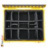 1615 Divider Set W/Lid Foam 1