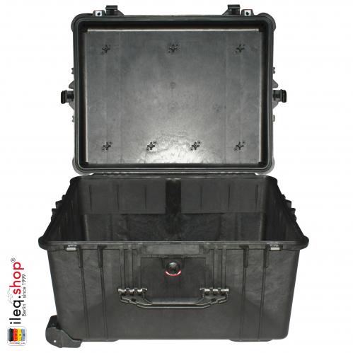 1620 Case No Foam, Black